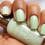 Sally Hansen Hard As Nails Xtreme Wear Nail Color Mint Sorbet NOTD