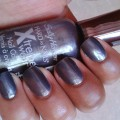 Sally Hansen Hard As Nails Xtreme Wear Nail Polish Gunmetal Swatch