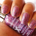 Sally Hansen Hard As Nails Xtreme Wear Nail Polish-Rockstar Pink NOTD1
