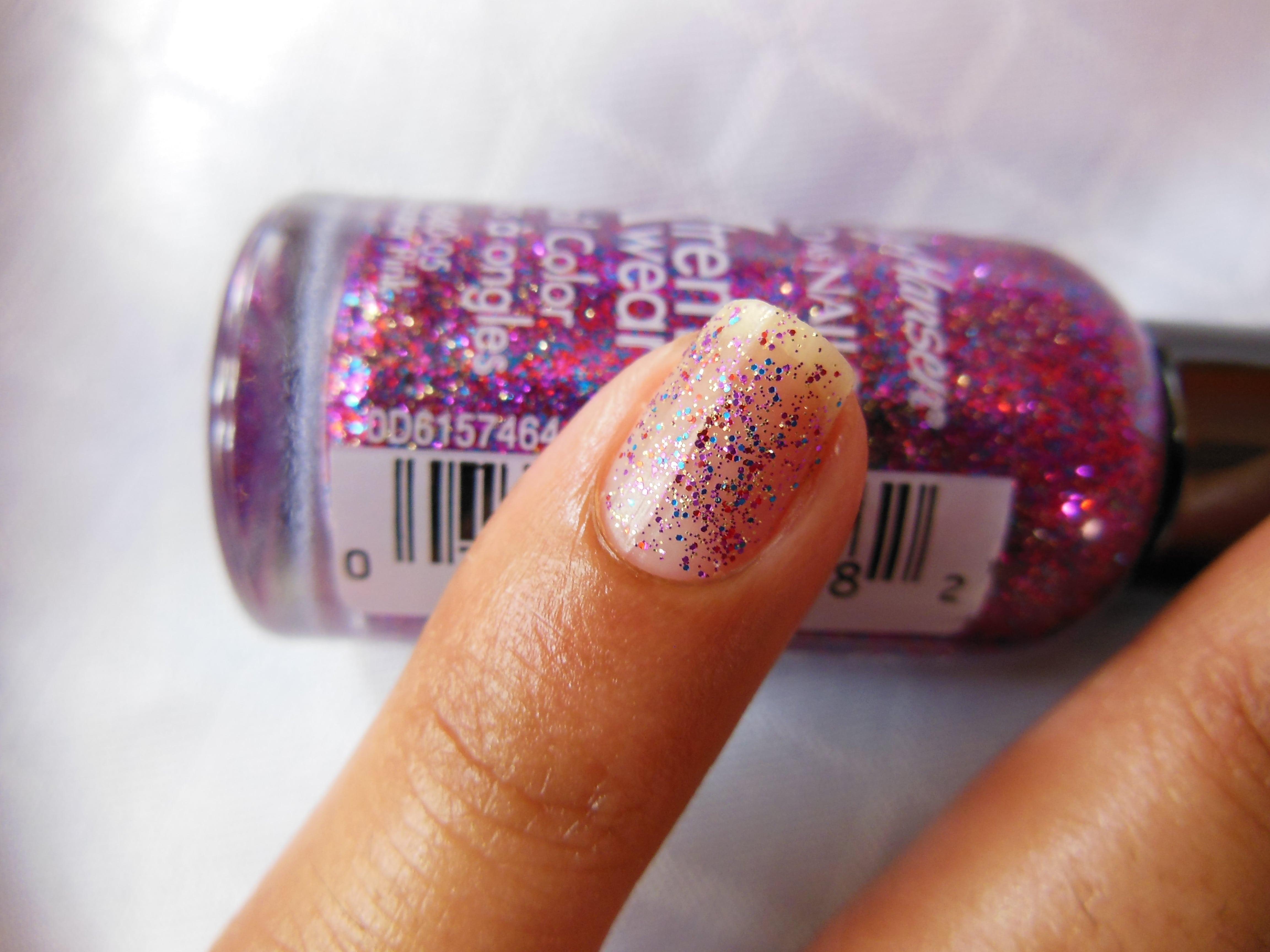 Sally Hansen Hard As Nails Xtreme Wear Nail Color Rockstar Pink ...