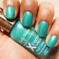 Sally Hansen Hard As Nails Xtreme Wear Nail Polish The Real Teal NOTD