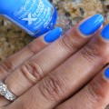 Sally Hansen Hard As Nails Xtreme Wear Pacific Blue Nail Color Swatch