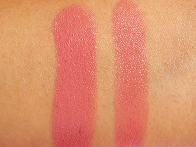 CoverGirl Lip Perfection Lipstick Heavenly Swatch