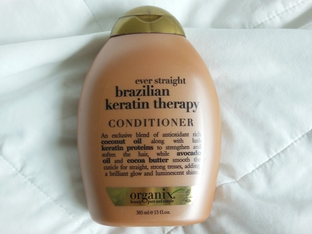 Organix Brazilian Therapy Conditioner Review