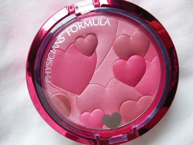 Physician's Formula Glow and Mood Boosting Blush Rose