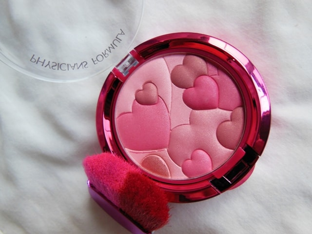 Physician's Formula Glow and Mood Boosting Blush-Rose