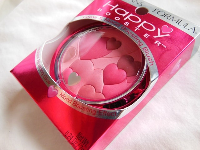 Physician's Formula Happy Booster Glow and Mood Boosting Blush Rose