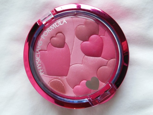 Physician's Formula Happy Booster Glow and Mood Boosting Blush in Rose Review