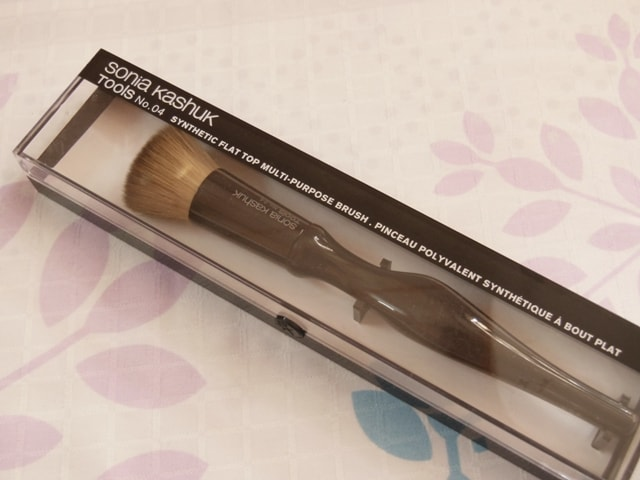 Surprise Makeup-Sonia Kashuk Flat Top Multi-Purpose Brush