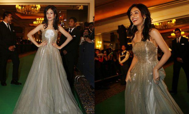 Amrita Rao IIFA Awards 2013