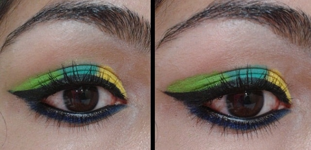 Colors Galore Eye Makeup
