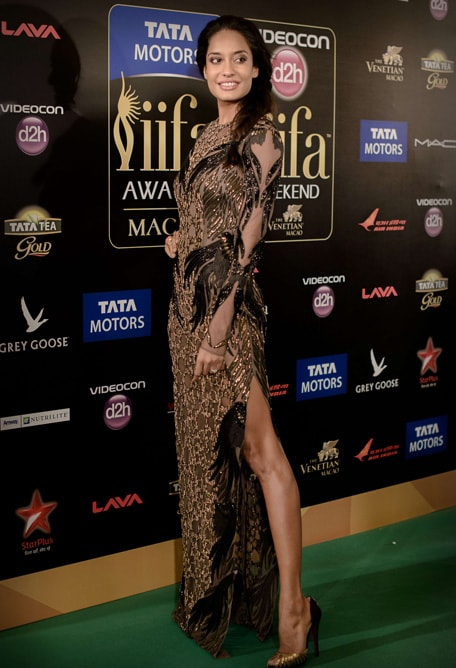 Diana Lisa Haydon @ IIFA Awards 2013