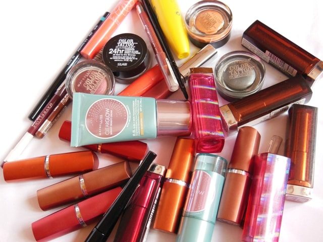 Favorite Makeup Brand Drugstore -Maybelline