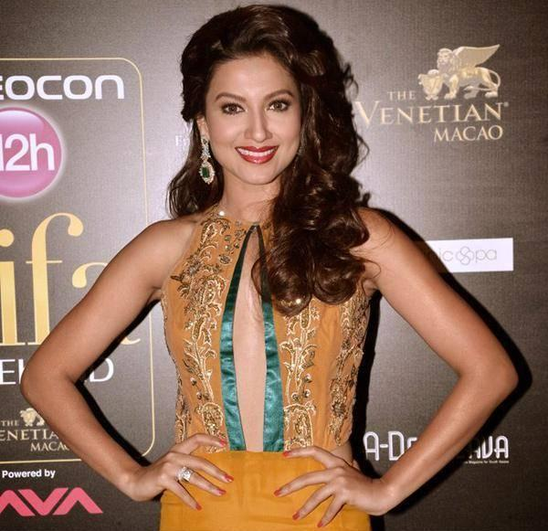 Gauhar Khan @ IIFA Awards 2013, Macau