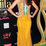 Gauhar Khan in Rocky S @ IIFA Awards 2013