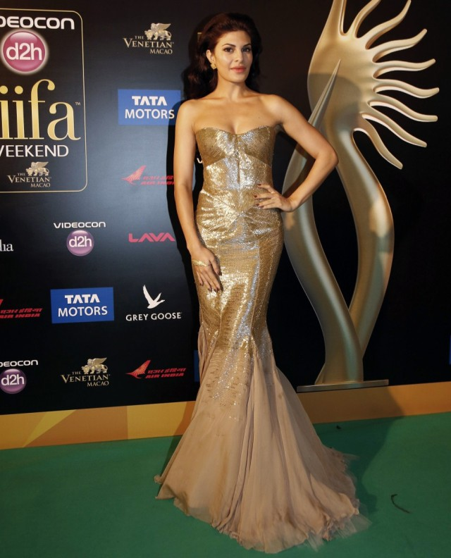 Jacqueline Fernandez @ IIFA Awards 2013, Macau