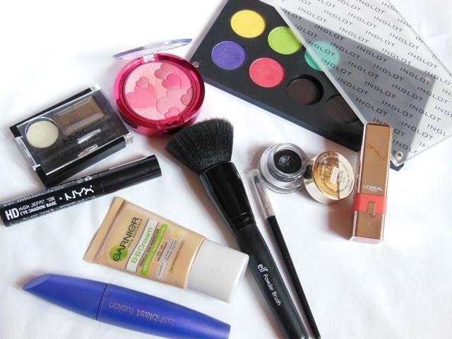 June 2013 Makeup Favorites