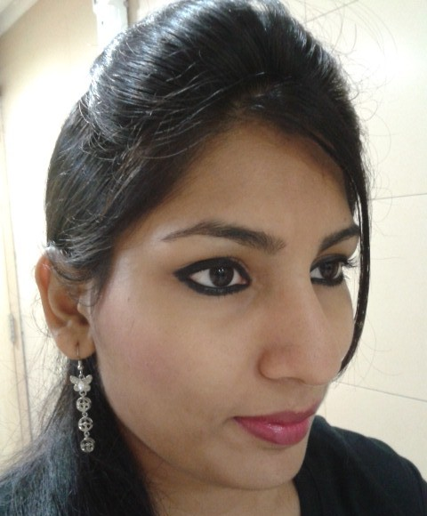 Lakme Eyeconic Kajal Look