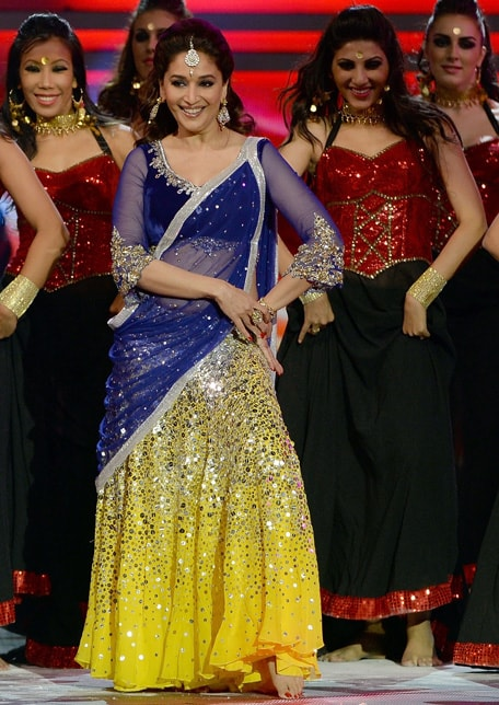 Madhuri Dixit at IIFA Awards 2013- Dance Outfit