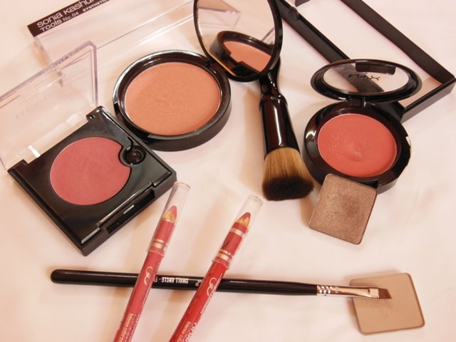 Makeup Favorites This Month @ July 2013