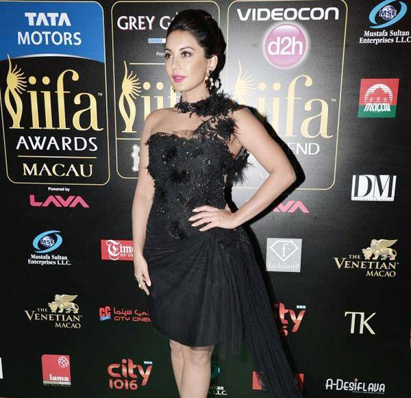 Minissha Lamba @ IIFA Awards 2013