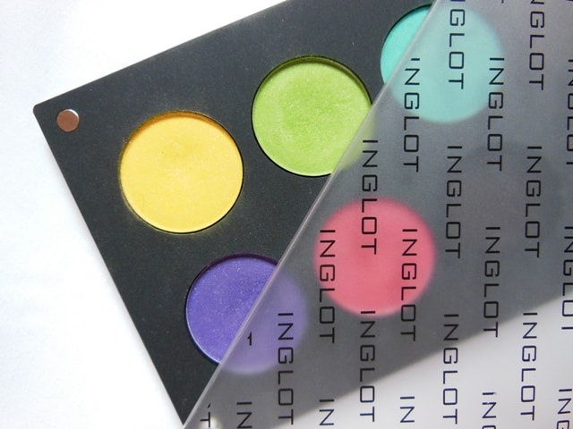 Monthly Makeup Favorite- INGLOT Eye Shadow Yellow DS 474