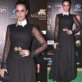 Neha Dhupia -IIFA Awards 2013 in Atsu Gown