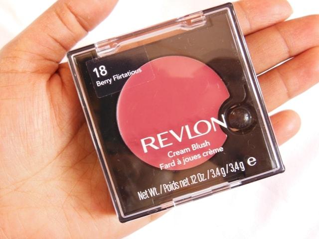 Revlon Blush-Berry Flirtatious