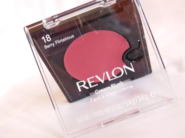 Revlon Cream Blush Berry Flirtatious