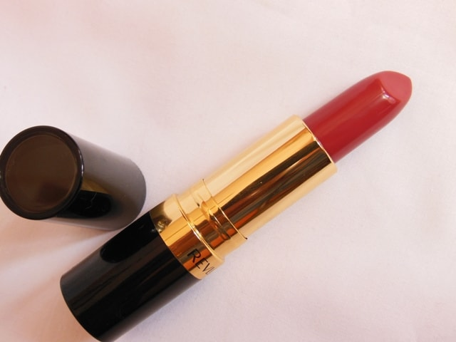 Revlon Super Lustrous Creme Lipstick -Berry Rich Review