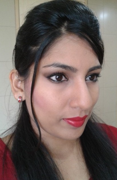 Revlon Super Lustrous Creme Lipstick Fire & Ice Look