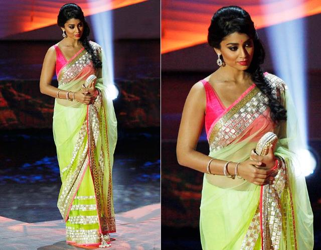 Shriya Saran @ IIFA Awards 2013 Macau