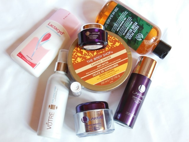 Skin Care Haul- TBS, Votre, Lactacyd, Lakme Youth Infinity, Neutrogena