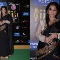 Vidya Balan @ IIFA Awards 2013 in Black Saree