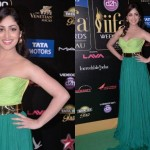 Yami Gautam in Swapnil Shinde gown at IIFA Awards 2013 Macau