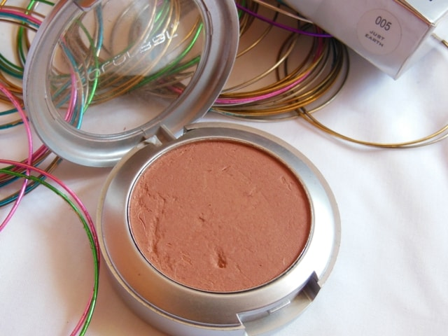 Colorbar Blush Just Earth Review