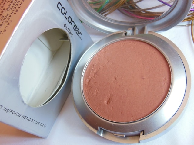 Colorbar Powder Blush-Just Earth Review