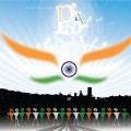 Flag of India- Independence Day 2013