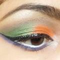 Independence Day 2013 Eye Makeup 2