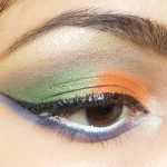 Independence Day 2013 Eye Makeup 2