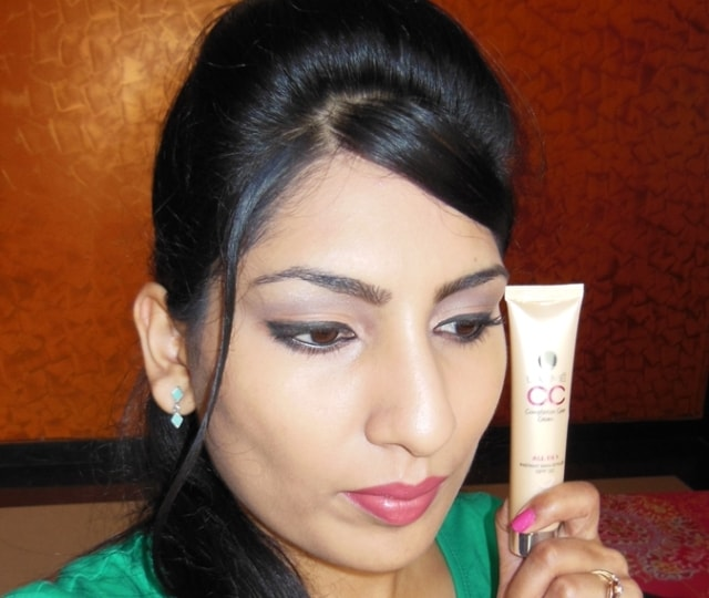Lakme CC Cream All In One Instant Skin Stylist - Bronze Face
