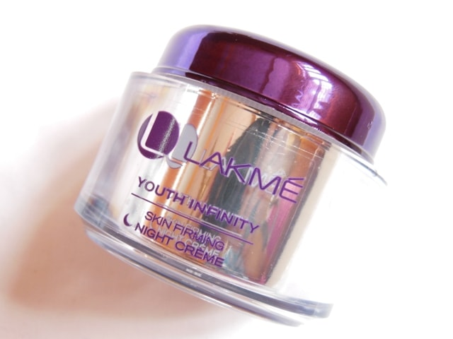 Lakme Youth Infinity Night Cream