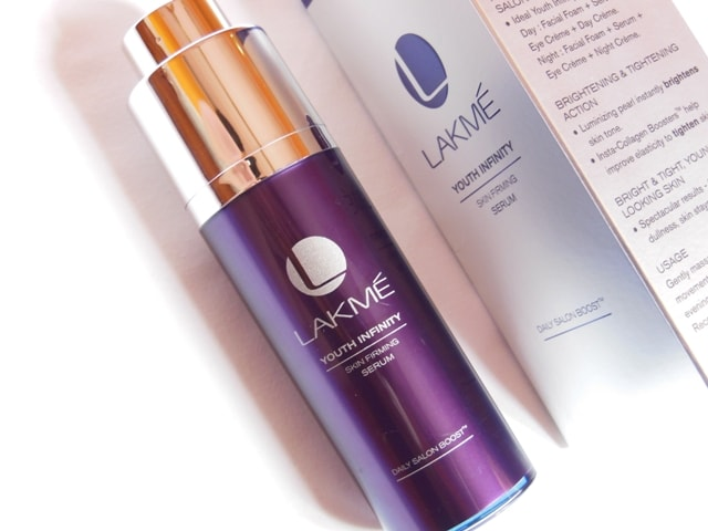 Lakme Youth Infinity Skin Firming Facial Serum