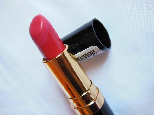 Revlon SuperLustrous Creme Lipstick - Love That Pink Review