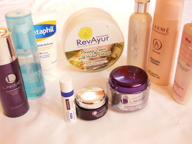 Skin Care Regime @July 2013
