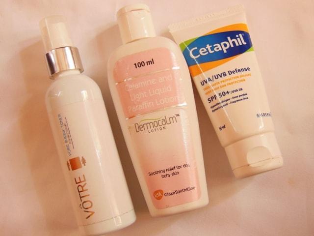 Skin Care Regime-Day Care