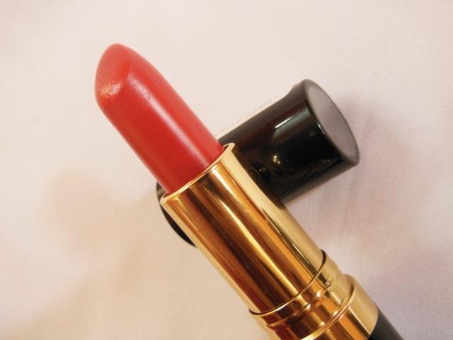 Top 5 Lip products- Revlon Super Lustrous Fire&Ice Lipstick