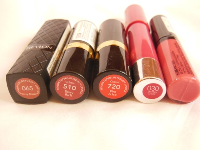 Top 5 Lip products