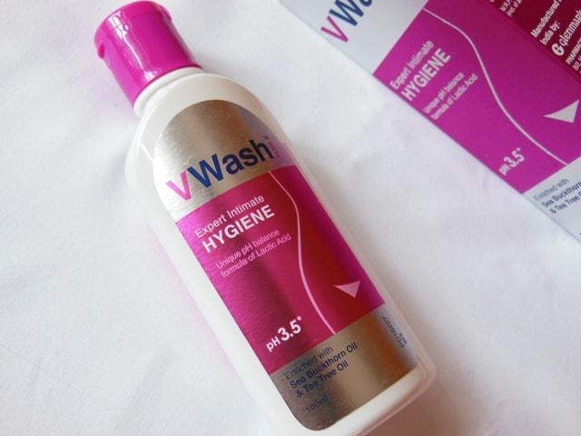 V Wash Intimate Wash