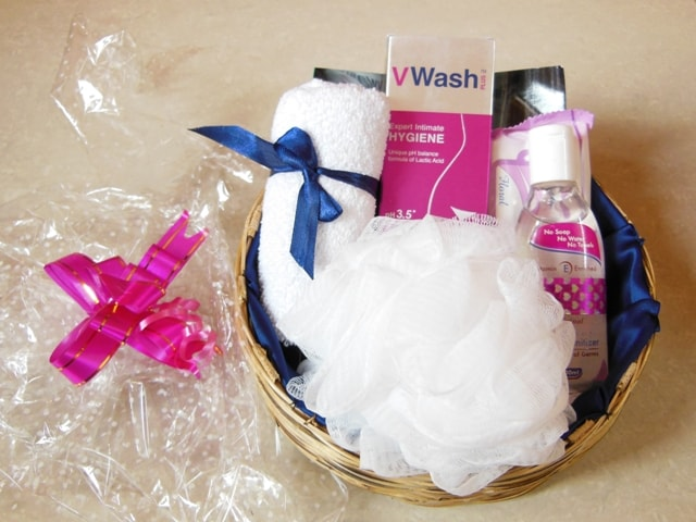 VM Wash Intimate wash Hamper